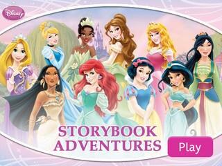 princess storybook adventures - Disney Princess Games And Activities