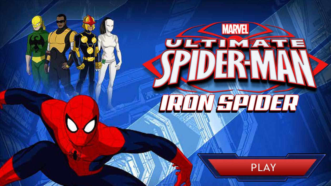 ultimate spider-man | disney xd india