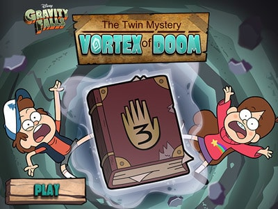 The Twin Mystery Vortex of Doom