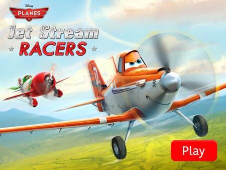 Planes - Jet Stream Racers