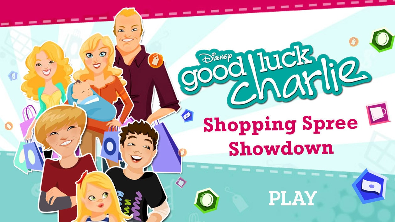shopping spree showdown disney lol