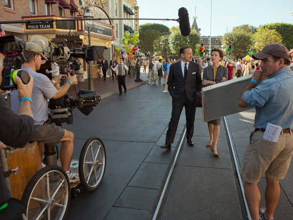 Saving Mr. Banks Galerie: Hinter den Kulissen