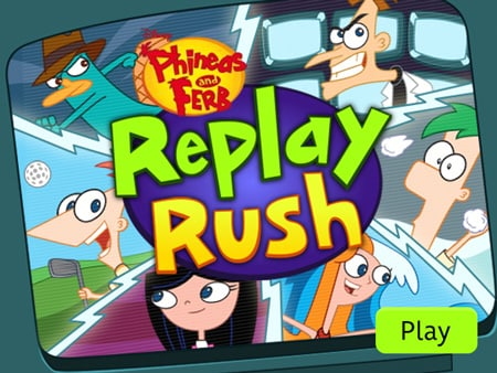 Phineas and Ferb Games | Disney--Games.com