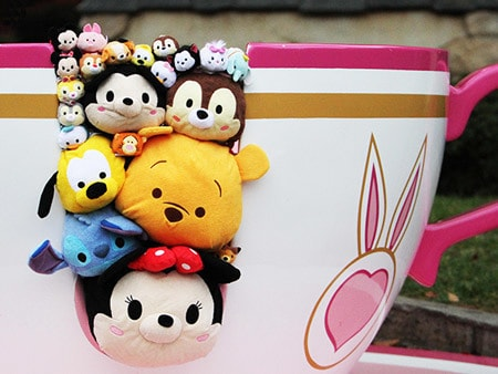 Tsum Tsum at Disneyland Gallery
