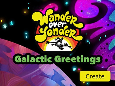Galactic Greetings