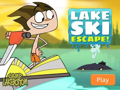 Camp Lakebottom - Lake Ski Escape