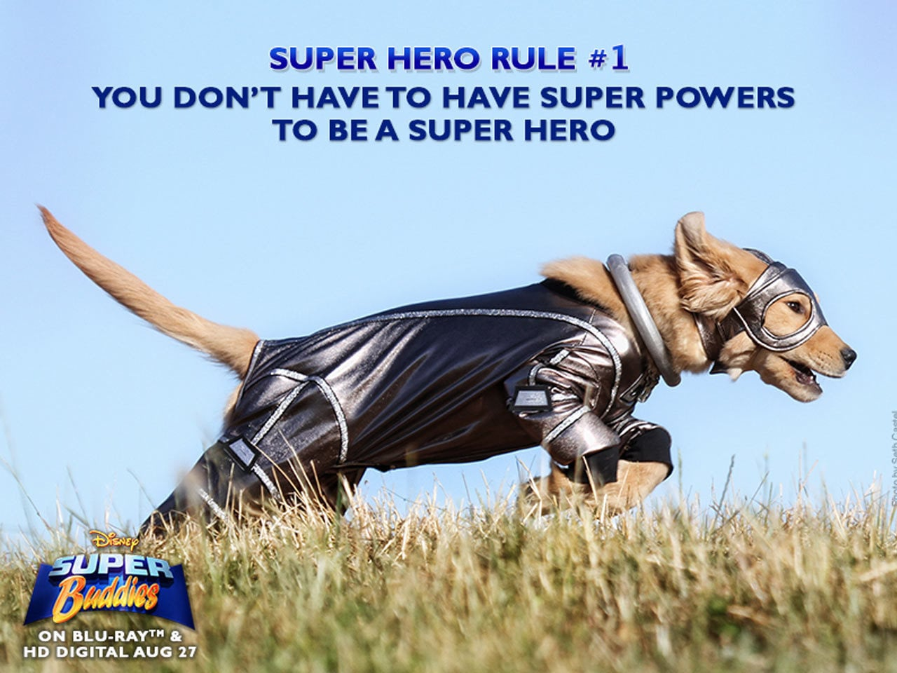 Super Hero Rules Gallery