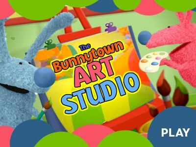 Bunnytown Art Studio Disney LOL