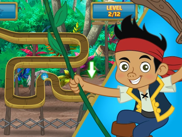 Jake And The Neverland Pirates Games (By Disney …