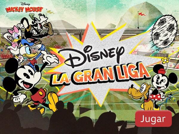 Disney Ajá Página Oficial De Disney En Español