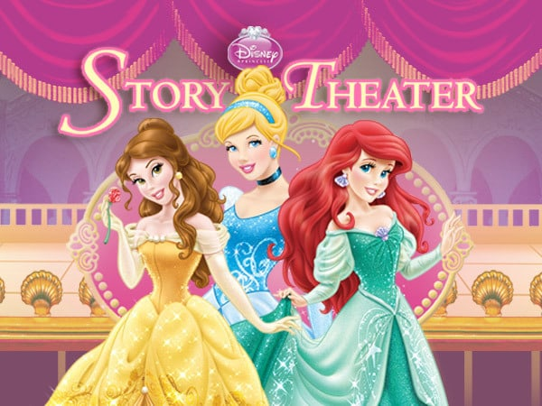 Disney Princess Story Theater Gallery