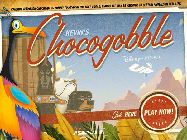 Kevin's Choco-Gobble