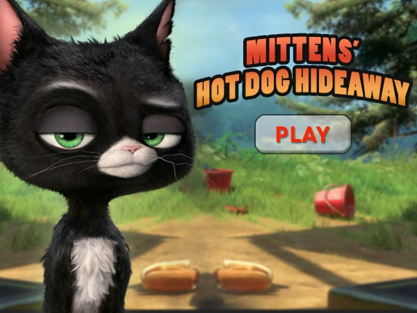 Bolt: Mittens' Hot Dog Hideaway
