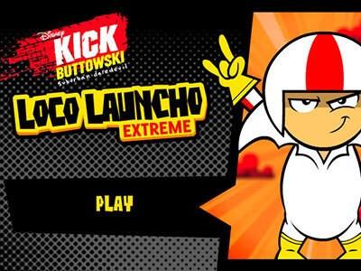 Loco Launcho Extreme