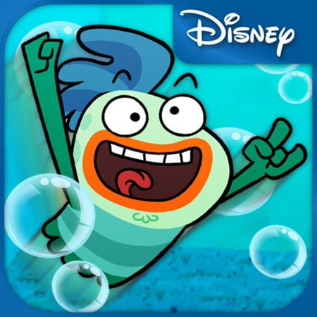 All games disney channel for Fish hooks disney