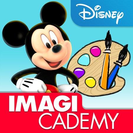Disney Imagicademy: Mickey's Magical Arts World