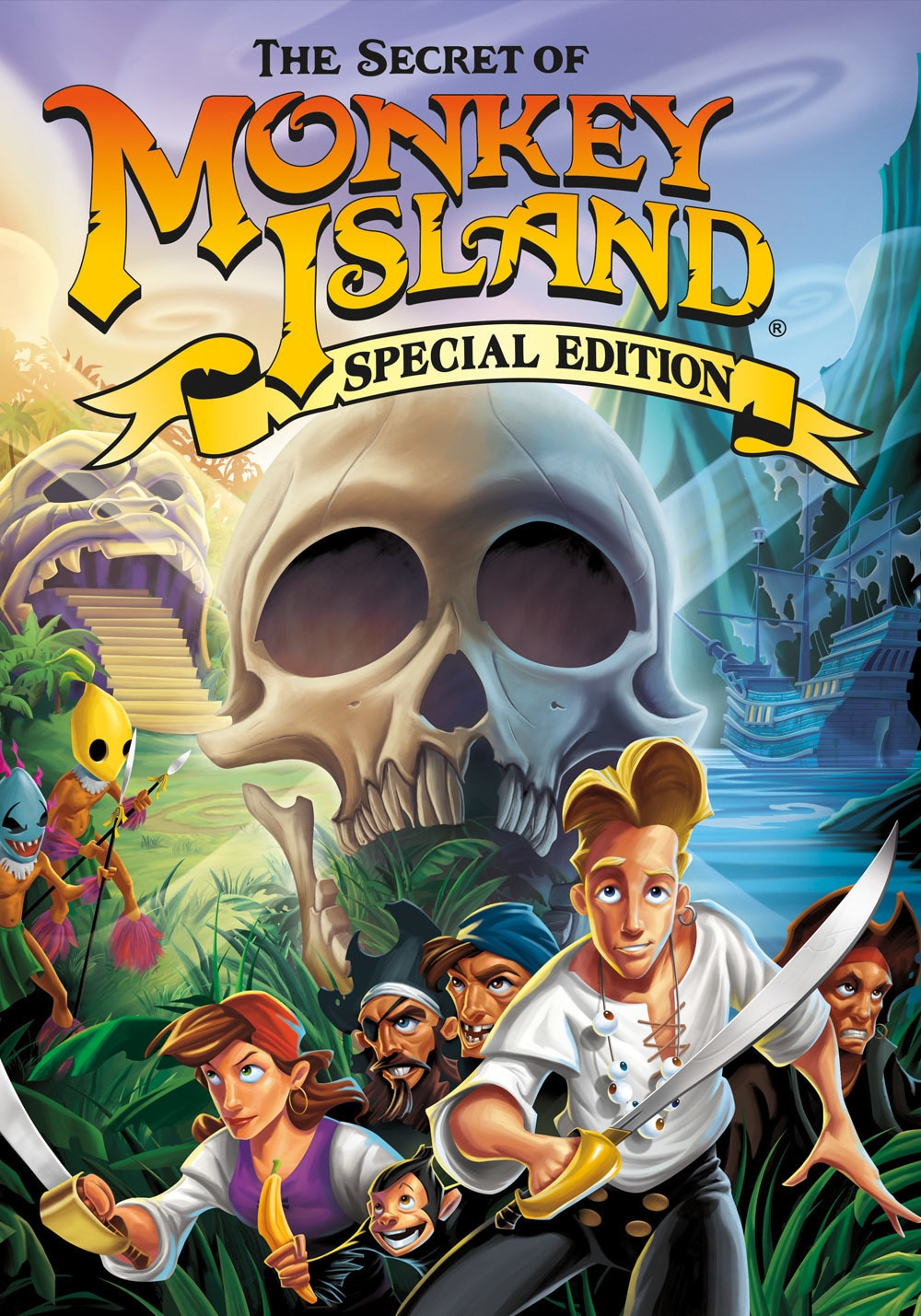 the secret of monkey island download free