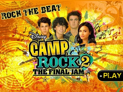 Camp Rock 2: Rock the Beat