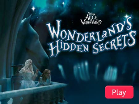 Wonderland's Hidden Secrets