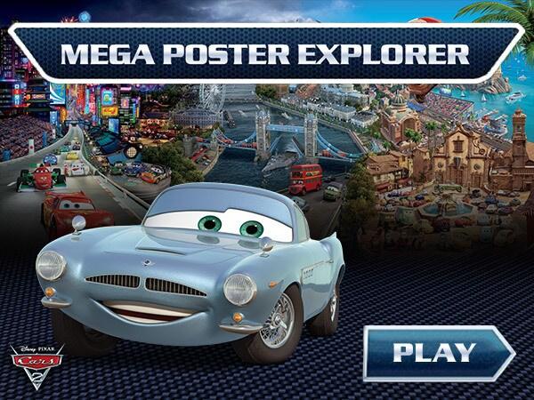 Mega Poster