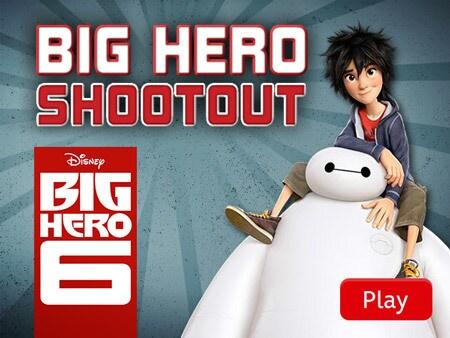 บิ๊กฮีโร่ 6 Big Hero Shootout