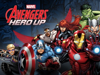 avengers hero up - Avengers Marvel