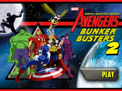 The Avengers: Bunker Busters