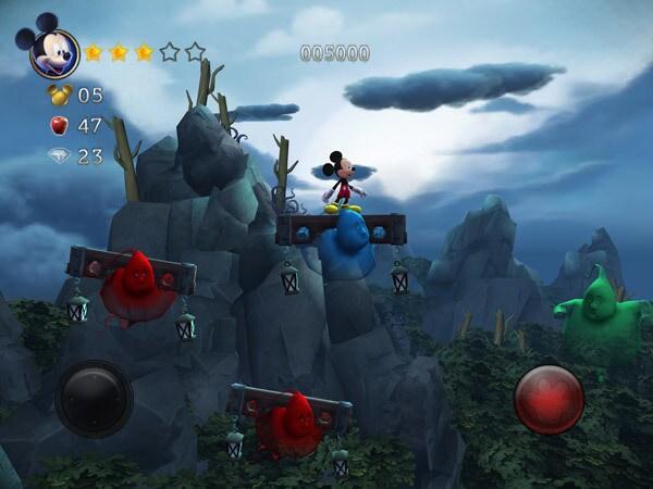 Castle of Illusion iPad App Gallery