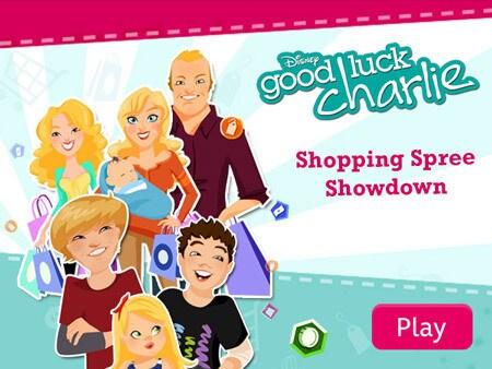Good Luck Charlie: Shopping Spree Showdown