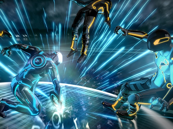 Tron: Evolution Game Gallery