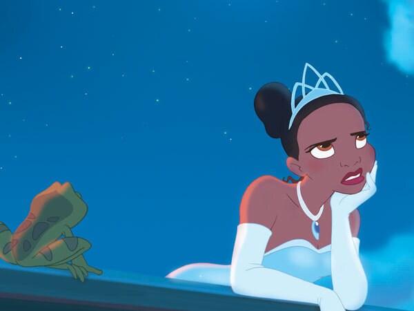 อัลบั้มภาพ Princess and the Frog