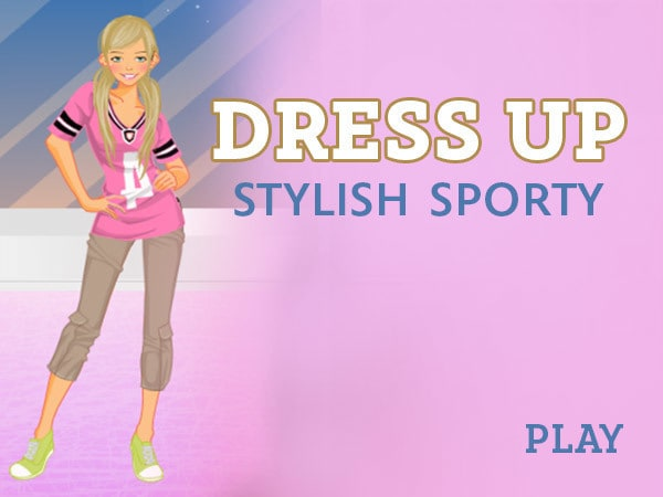 Dress Up: Stylish Sporty