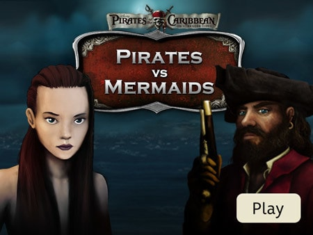Pirates vs. Mermaids