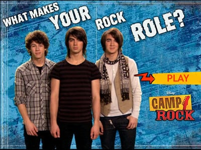What Makes Your Rock Roles?