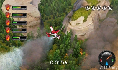 Disney Planes: Fire & Rescue 3DS Gallery