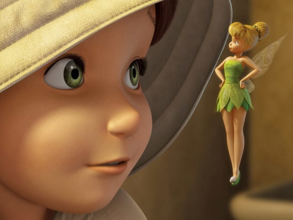 Tinker Bell and the Great Fairy Rescue Gallery