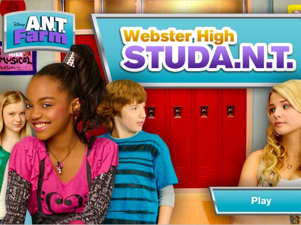 Webster High STUDA.N.T.