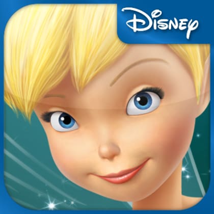 Disney Fairies: Fundsachen