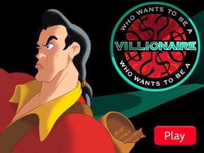 Villionaire Gaston Disney LOL