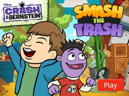 Crash & Bernstein - Smash the Trash