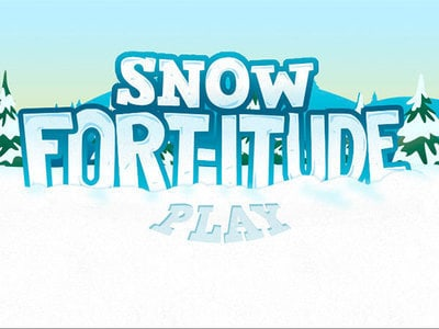 Disney XD: Snow Fort-itude