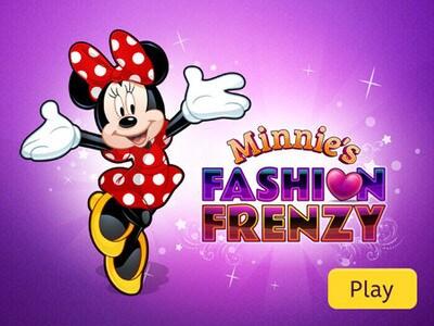 Minnie Mouse Games Disney Lol