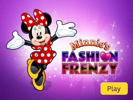Minnie's Fashion Frenzy