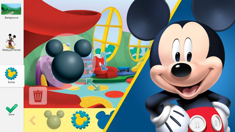 Mickey Mouse Clubhouse Sticker Book