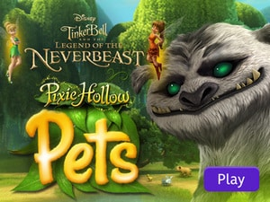 Tinker Bell and the Legend of the Neverbeast: Pixie Hollow Pets