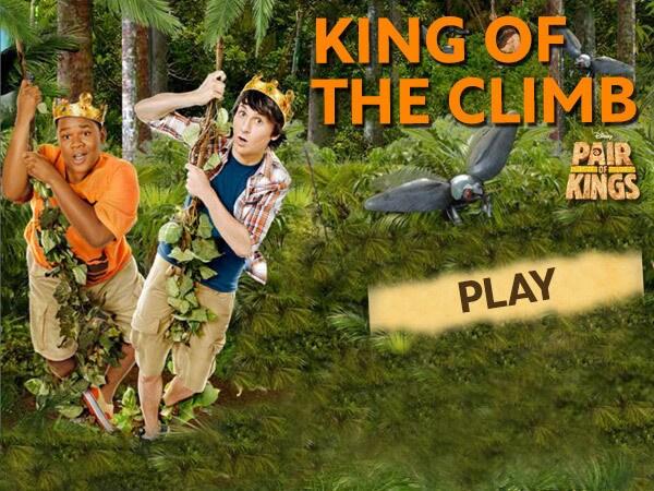 King of the Climb