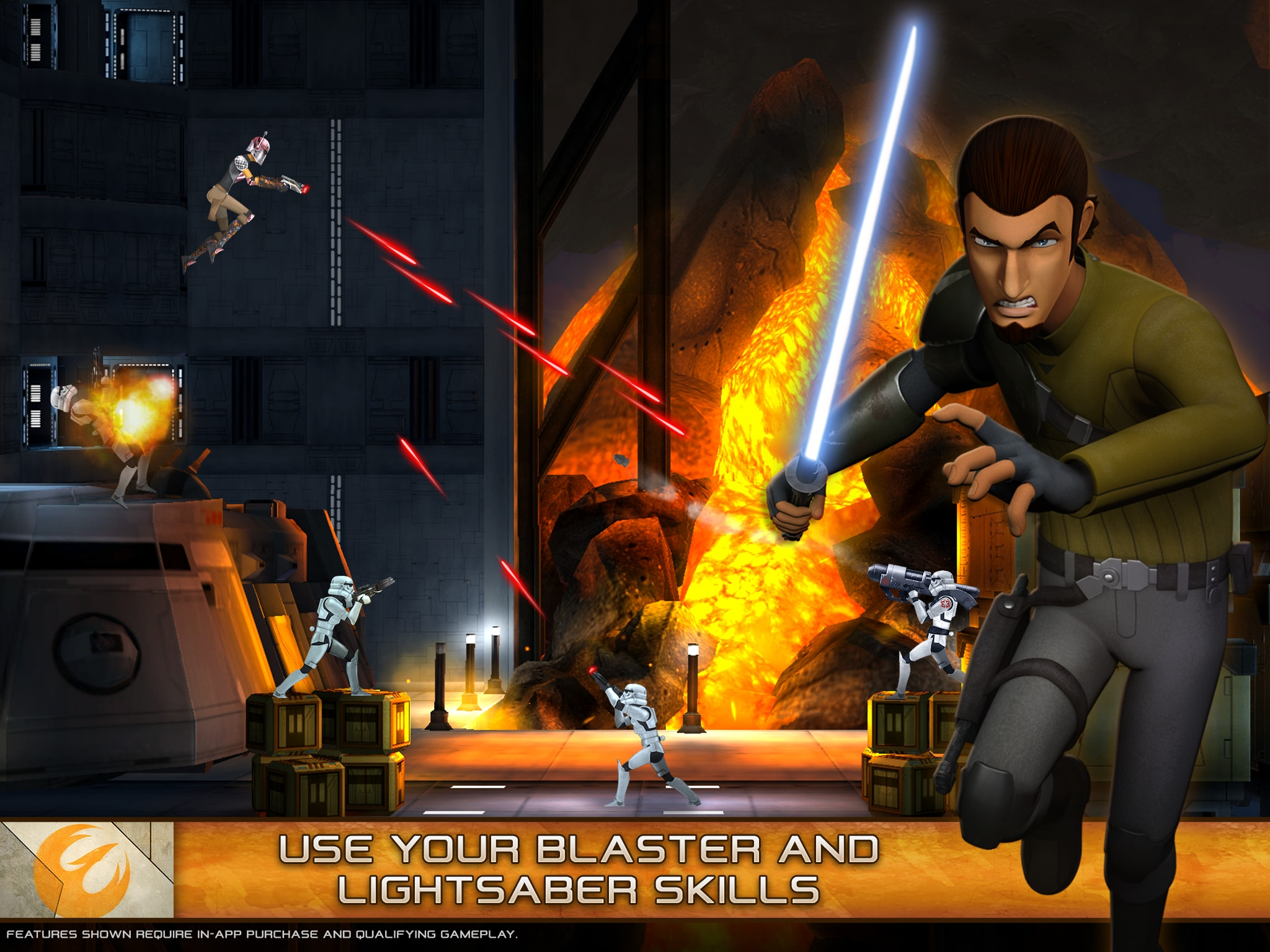 Star Wars Rebels™: Recon Missions Gallery