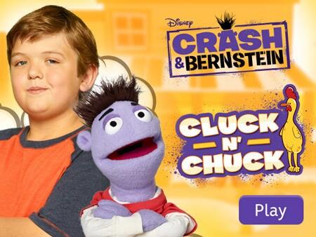 Crash & Bernstein - Cluck N' Chuck