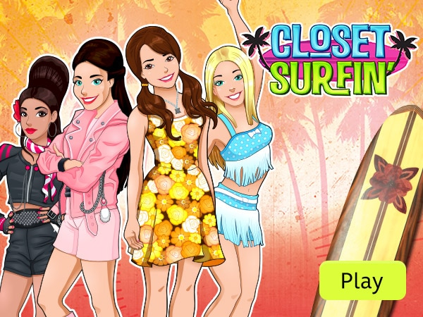Juegos de summer beach fashion dress up