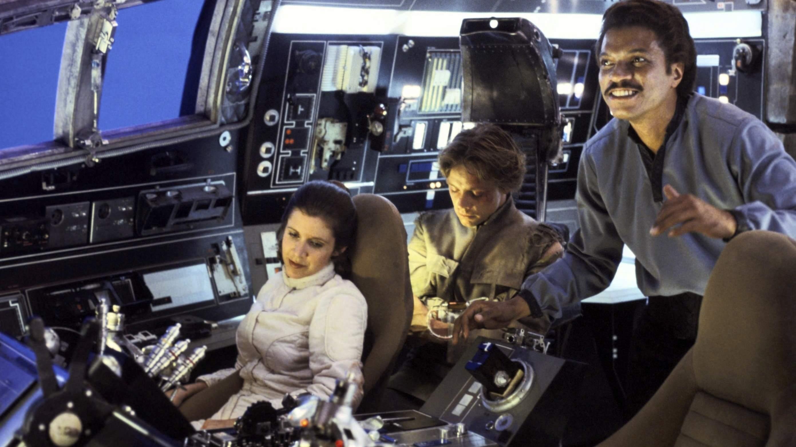 Star Wars: El Imperio Contraataca, detrás de escena.